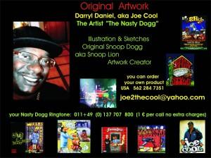 The Artist Nasty Dogg