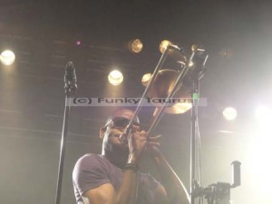 "Troy ""Trombone Shorty"" Andrews  & ""Orleans Avenue""    White House Blues Band"